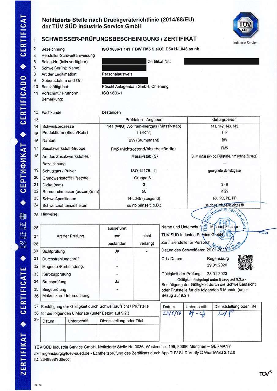 TUEV-sued-Schweißer-Prüfbesch.-ISO-9606_2_poeschl_anlagenbau
